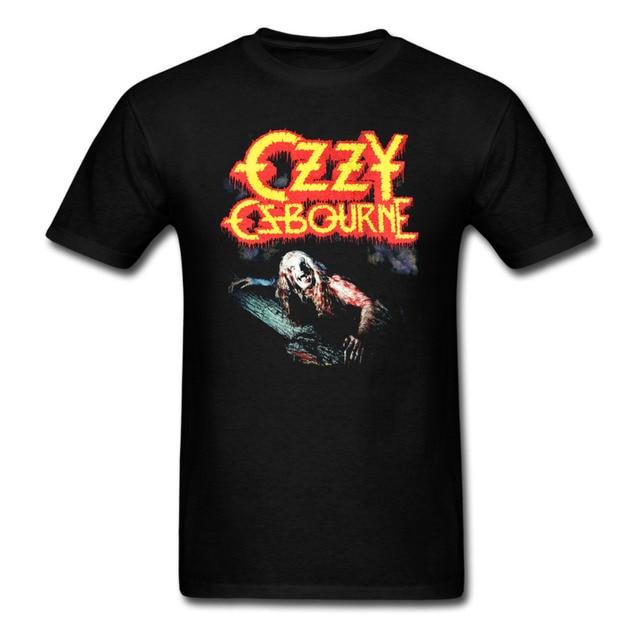 OZZY OSBOURNE BATM Vintage T shirt  men women White tee size S~XXXL