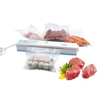 plastic food storage vacuum sealer machine