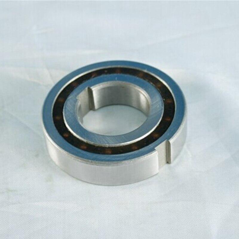 10pcs  CSK25PP  One Way Clutch Bearing with keyway  25*52*15 mm  clutch Freewheel backstop bearings