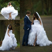 kejiadian Sweetheart Princess Applique Wedding Dresses Gown