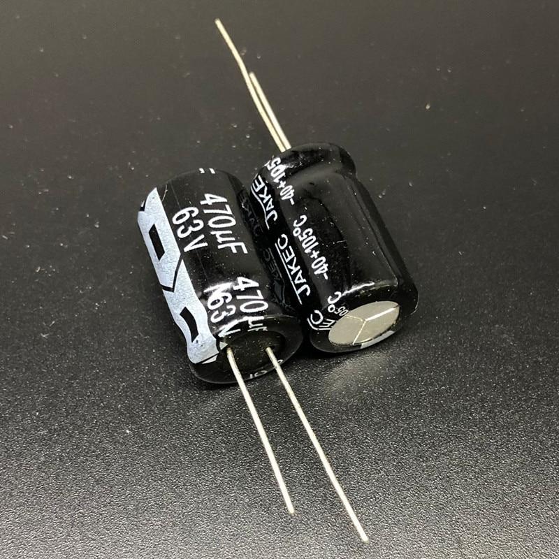 100pcs 100uF 35V EPCOS B41828 6.3x11mm 35V100uF Aluminum Electrolytic capacitor
