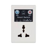 EU 220V Phone RC Remote Wireless Control Smart Switch GSM Socket Power Plug For Home Household