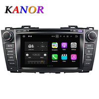 KANOR 2 Din Android 7 1 Quad Core RAM 2G ROM 16G Car DVD GPS Radio