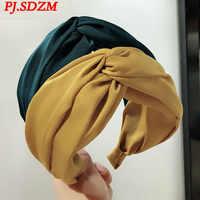 Bowknot rayure bandeaux mode femmes tout Match tissu bandeaux femme arc cheveux accessoire chapeaux petite amie cadeau d'anniversaire