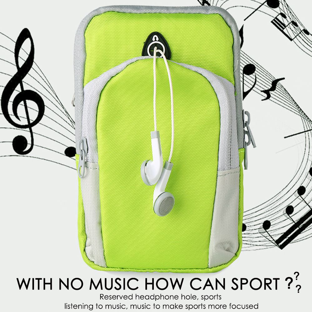 2e86d5ff7021 Универсальный смартфон нарукавная спортивная сумка для бега чехол ...