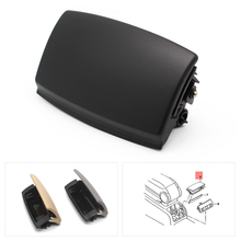 Car Interior Under Armrest Box Rear Ashtray Cover for Audi A4 B6 B7 2002 2003 2004 2005 2006 2007 2008 8E0 857 961 leather center console armrest cover lid fit for audi a4 b6 b7 2002 2003 2004 2005 2006 2007