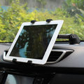 Car Windshield Dashboard Headrest Tablet Mount Bracket Holder Stand for iPod iPad GPS 7 to 10 inch Tablet PC