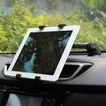 Tableta reposacabezas dashboard del parabrisas del coche sostenedor del montaje del soporte para el ipad gps 7-10 pulgadas tablet pc