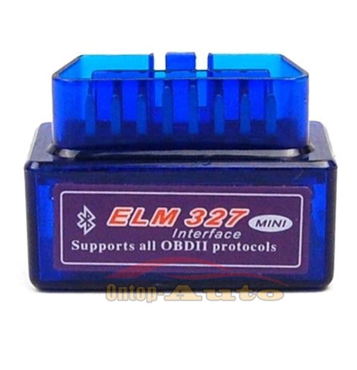 Universal ELM327 V1.5 OBD2 OBDll Wireless Bluetooth Car Auto Diagnostic Tool Scanner OBD-ll