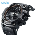 AIDIS Brand Men Sport Watch Outdoor Military Dual Display Digital LED Electronic Luminous Clock relogio masculino esportivo