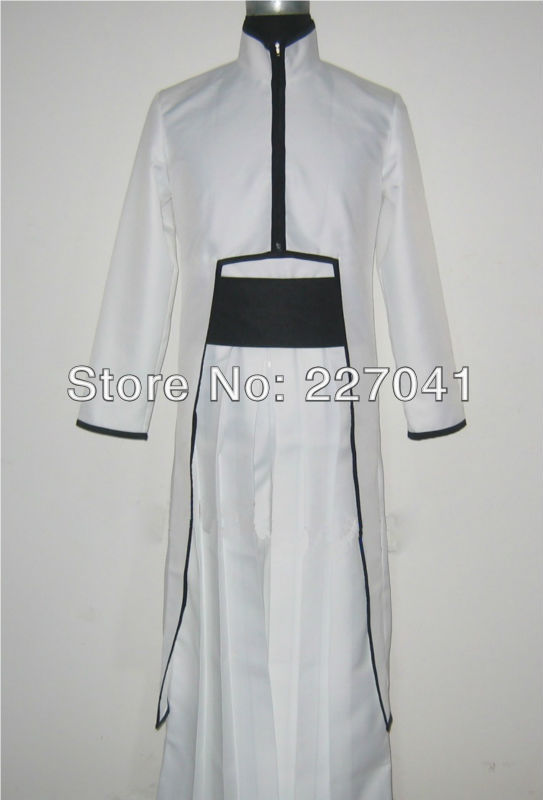 Bleach Grimmjow Jaggerjack cosplay costume Halloween clothing