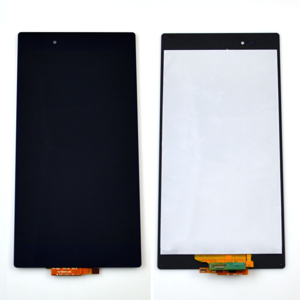 szHAIyu Touch Screen For SONY Xperia Z Ultra XL39h XL39 C6833 LCD Display Digitizer Sensor Glass Panel Assembly Replacement szHAIyu Touch Screen For SONY Xperia Z Ultra XL39h XL39 C6833 LCD Display Digitizer Sensor Glass Panel Assembly Replacement