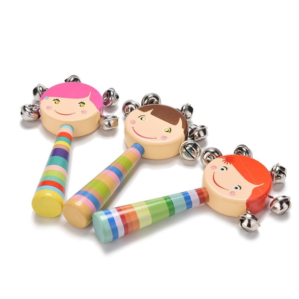 toddler toys for children educational toys for baby 0 12 months crib wooden rattle baby boy elc mamas and papas toy rattle drum ...