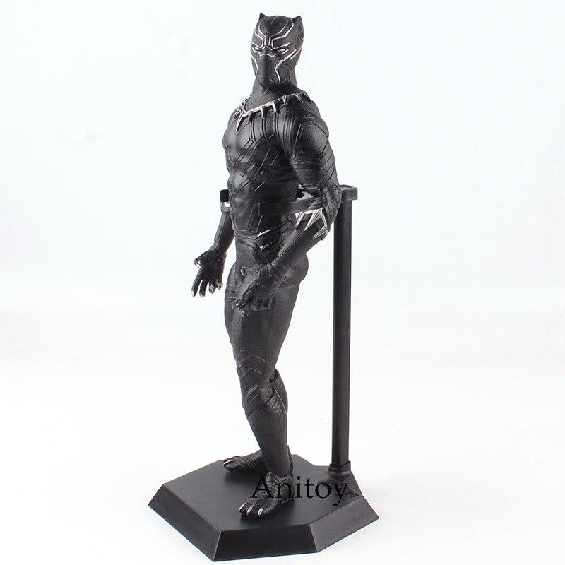 Die Avengers Abbildung Schwarz Panther 1/6 Skala PVC Action Figure Sammeln Modell 30cm KT4781 Marvel Legends Panther Statue-in Action & Spielfiguren aus Spielzeug und Hobbys bei AliExpress - 11.11_Doppel-11Tag der Singles 1