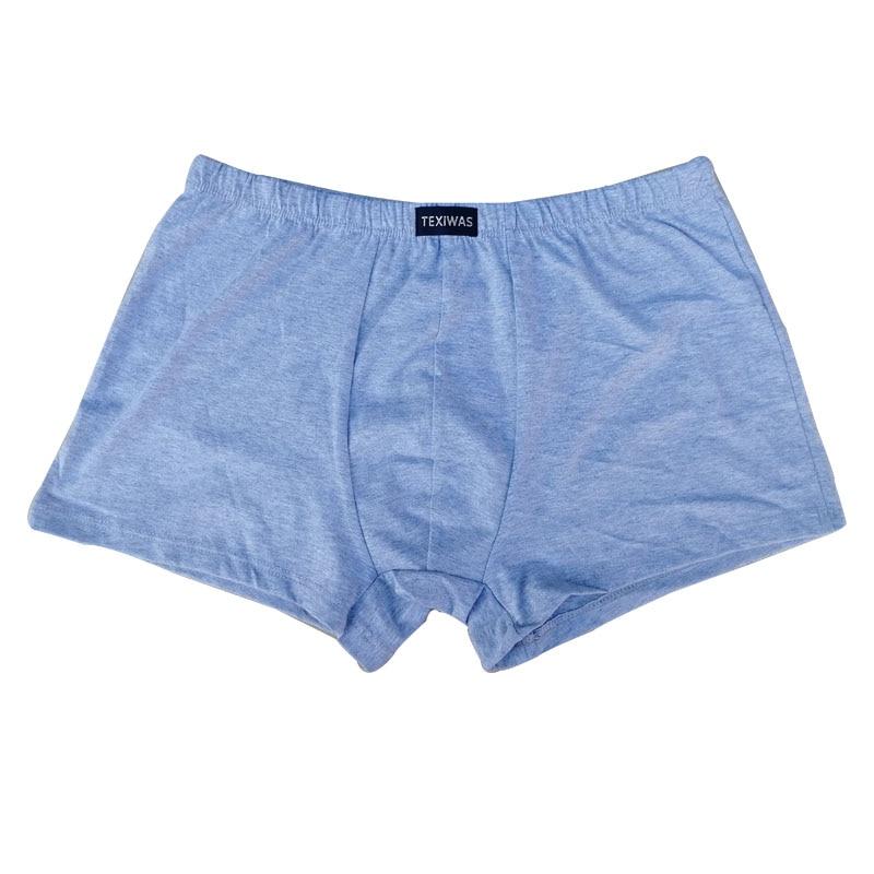 100% cotton  Big size underpants men's Boxers plus size  large size shorts breathable cotton underwear 5XL 6XL 4pcs/lot 3
