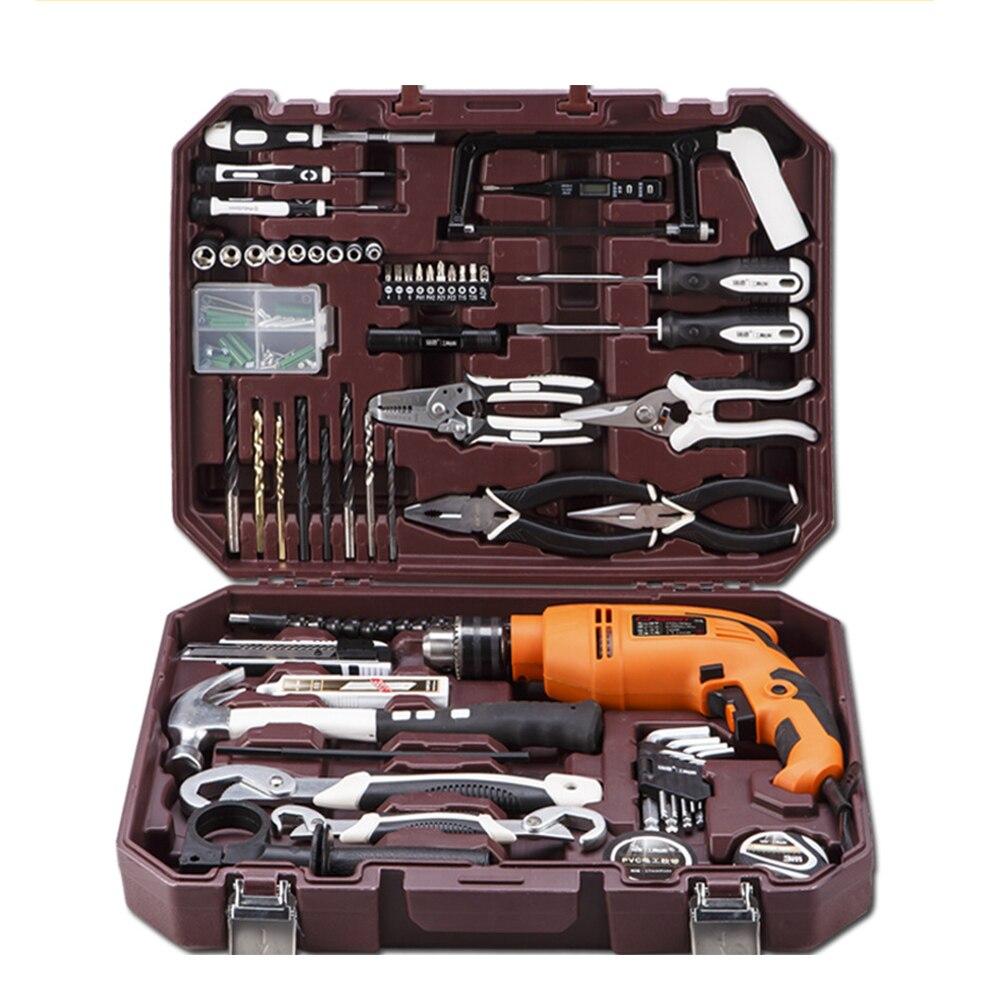 Набор инструментов деревообрабатывающее для дома Мультитул ручной электрика комплект Инструменты для ремонта автомобилей Электрические