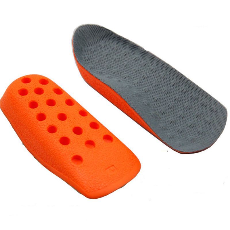 2017 The new high-quality soft, comfortable, breathable insole increased stealth increased insoles. Foot protection insoles 4D.