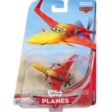 Pixar Planes No.6 Ishani Metal Diecast Plane Toy 1:55 Loose Model Gifts Classic Toys For Children