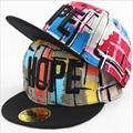 Kids Letter HOPE Snapback Baseball Cap Hip Hop Dancing Bboy Kpop Trend Sport Visor Hat Adjustable For Child