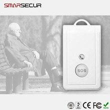 Waterproof GSM SOS Button emergenc Two-way talk Alarm System GSM Elderly Guard Alarm