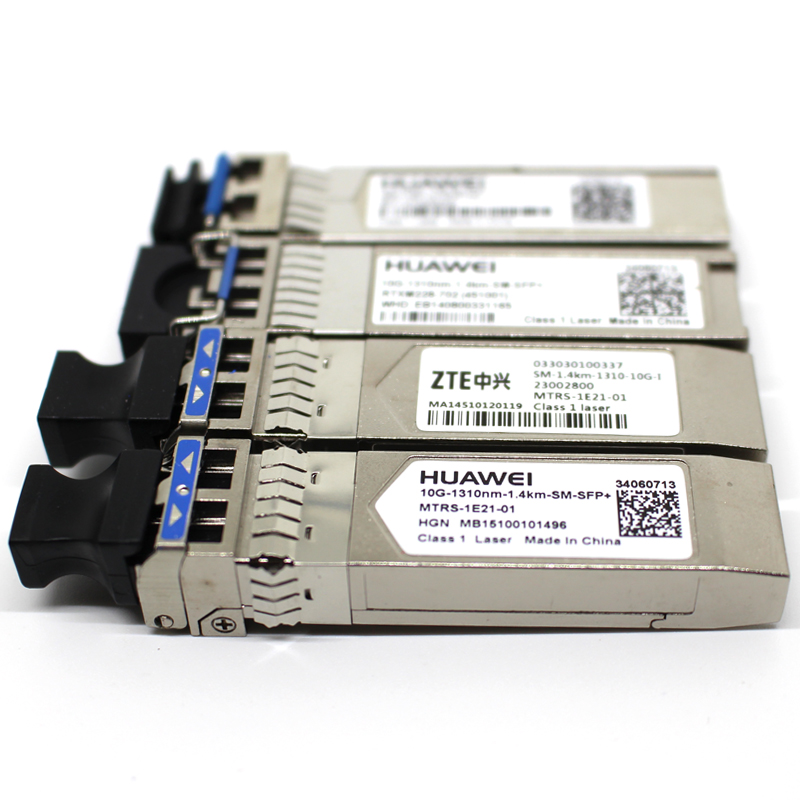 HW  10 G Optical Module 1310 - Nm 1.4 KM SFP +  Single-mode Zte BBU RRU