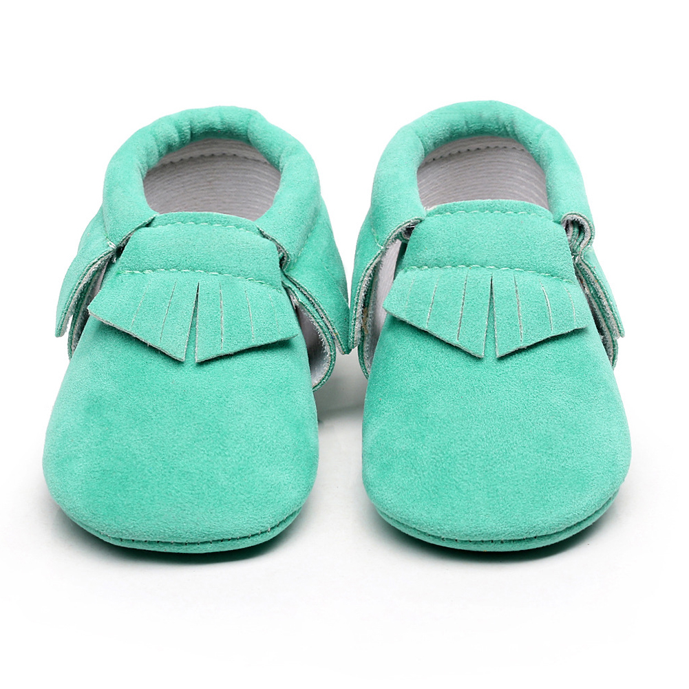 Baby Shoes Soft Bottom Fashion Tassels Baby Moccasin Newborn Babies Shoes PU Leather Prewalkers First Walkers Spring Autumn
