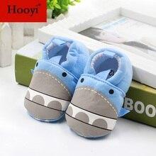 Blue Shark Cute Baby Boy Shoes Fashion N