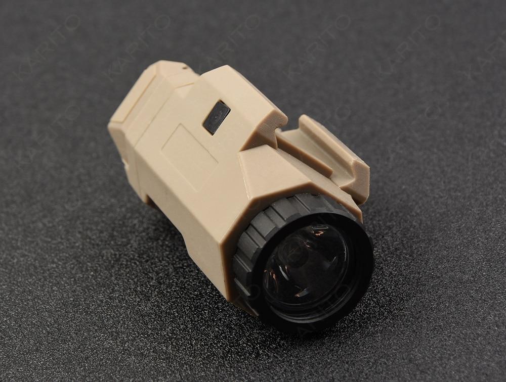d6dc09e87 Click here to Buy Now!! Apl التكتيكية ar 15 غلوك سلاح مسدس ضوء ل picatinny  السكك جبل يسار يمين زر تبديل الصيد الرماية دي M4968