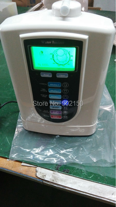 Commercial water ionizer WTH-803 to make your daily drinking water alkaline