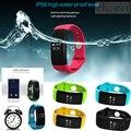 H30 WaterproofBand Pulsera Inteligente Bluetooth Pulseras Del Ritmo Cardíaco Monitor de Fitness Dormir Rastreador Deportes Podómetro WristbandA02