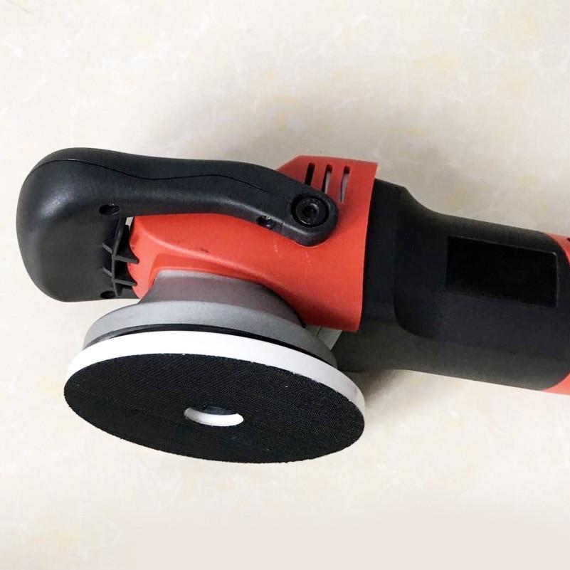 5 colių 5,5 colio, 125 mm, 147 mm, šlifavimo pado pagrindo - Elektrinių įrankių priedai - Nuotrauka 3