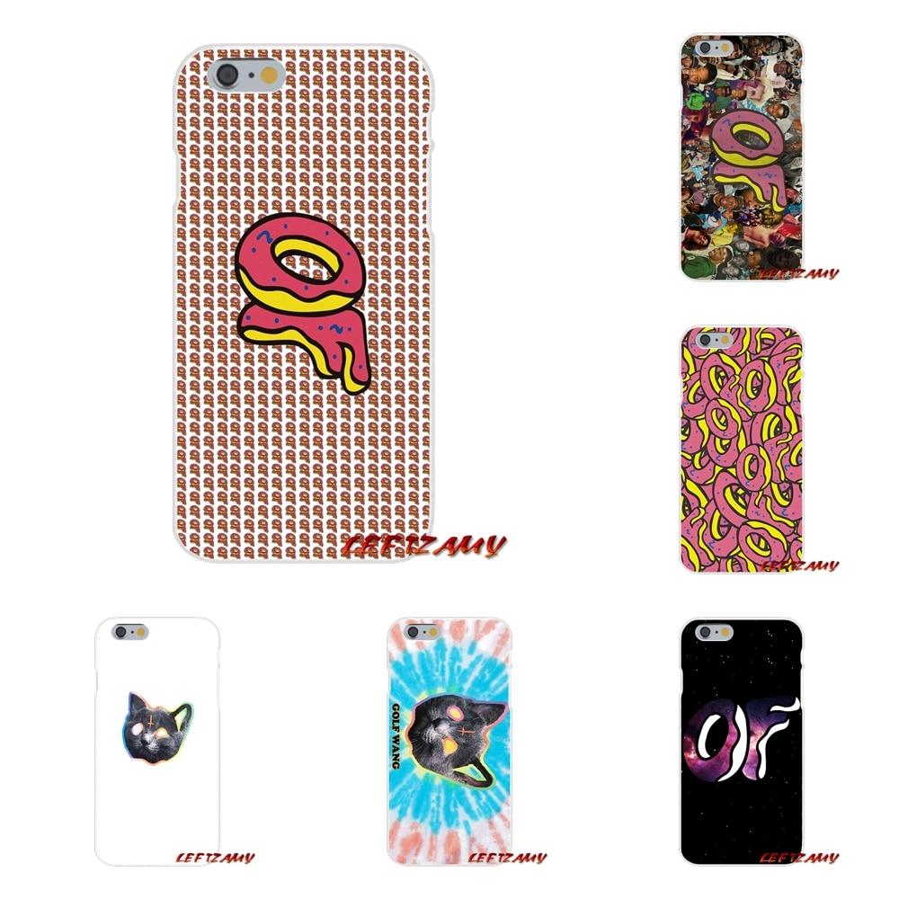 Ofwgkta Odd Future OF Golf Slim Silicone phone Case For Motorola Moto G LG Spirit G2 G3 Mini G4 G5 K4 K7 K8 K10 V10 V20 V30