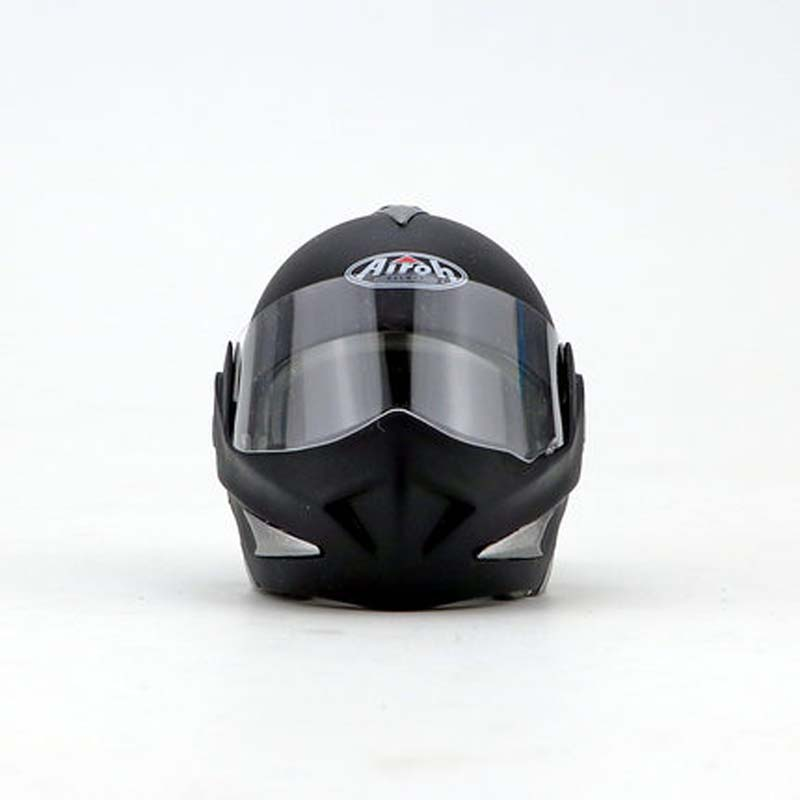 1:6 Scale Action Figure Accessories 1/6  model doll racing motorcycle helmet model for 12in action figure toys-in Action & Toy Figures from Toys & Hobbies    1