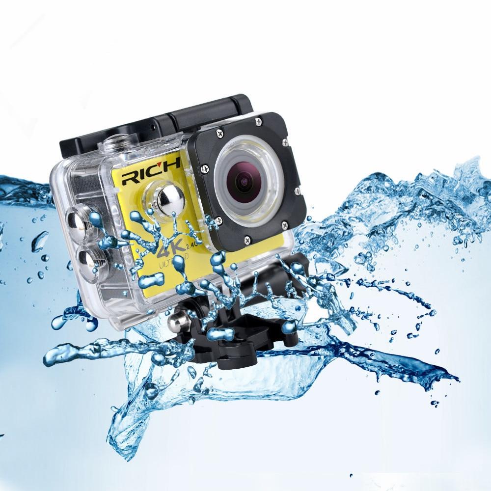 Sport & Action-videokamera Sparsam Reiche Action Kamera F60/f60r Ultra Hd 4 Karat Wifi Unterwasser 30 Mt Outdoor Sports Kamera 2,0 lcd 1080 P 60fps Kamera Ausreichende Versorgung