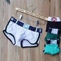 De nylon de malla transpirable marca sexy mens underwear boxer trunks gay pene bolsa hogar ropa de dormir hombre underwear calzoncillos ropa de dormir