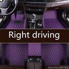 Custom car floor mat...