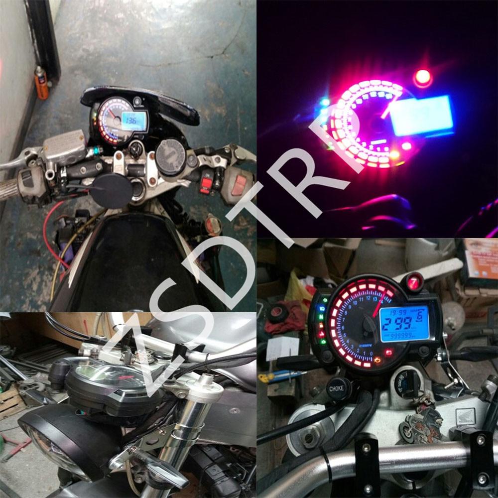 Անվճար առաքում ZSDTRP Motorcycle թվային - Պարագաներ եւ պահեստամասերի համար մոտոցիկլետների - Լուսանկար 5