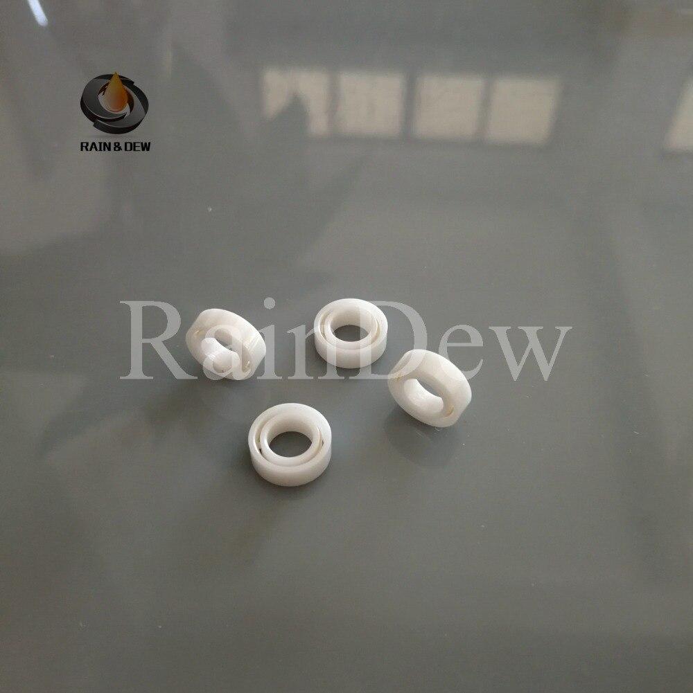 5pcs lot MR95 full Ceramic bearing 5x9x3 mm Zirconia ZrO2 Ceramic ball bearings 5 9 3