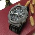 2016 Men Quartz Digital Watch Nylon Watchband Sports Watches Relogio Masculino Relojes LED Military Waterproof Wristwatches