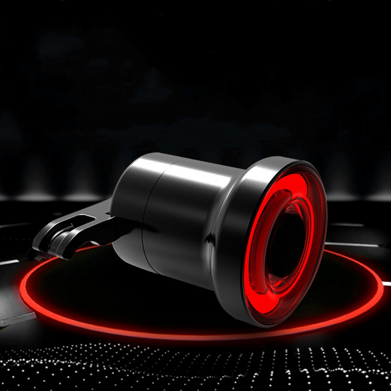 Xlite100 Smart Bicycle LED Light Induction Light USB Charging Riding Taillight