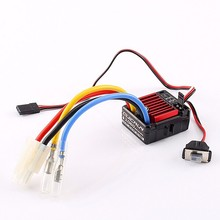 HobbyWing QuicRun 1:10 Brushed 60A Electronic Speed Controller ESC 1060 RC Car 1PC Free Shipping