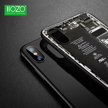Ultra Thin 3D Cool Pattern Case for iPhone X
