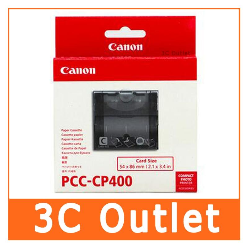 Originale PCC-CP400 Formato Carta Cassetto Carta Per SELPHY CP900/CP910/CP1200
