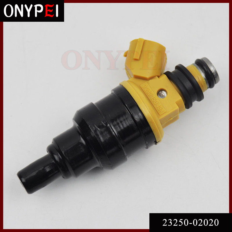 1 PCS Fuel Injector OE#23250-02020 For Toyota Carina 92-97 AT190 Avensis 97-00 AT220 4AFE 2325002020 0280150438