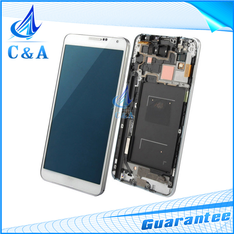5pcs/lot Free DHL/EMS Shipping for Samsung Galaxy Note 3 N9006 LCD Display Screen with Touch Digitizer with Frame Assembly 5 pieces lot free dhl ems shipping tested for samsung galaxy s6 edge lcd display sm g925 g9250 screen with touch digitizer