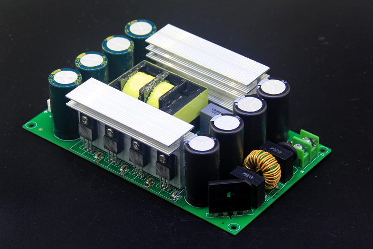 TAINCOOLKEI LLC Soft Switching Power Supply 1000W Switching Power Board Output voltage: +-80V For Power Amplifier 1000w 90v llc soft switching power supply high quality hifi amplifier psu board diy