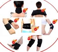 Il trasporto Libero 11 pz/set Cintura Tormalina Riscaldamento Autonomo Massaggio Cintura Collo Altre Parti Della Vita Tormalina Cintura Terapia Magnetica