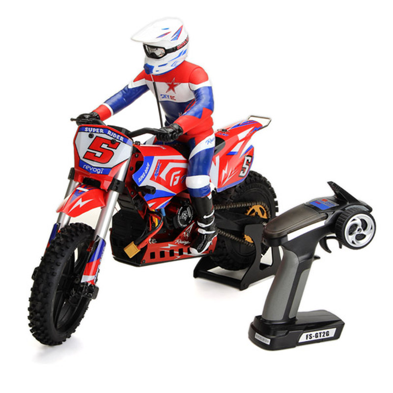 SKYRC SR5 1/4 Scale Super Rider RC Motorcycle Brushless SK-700001 RTR RC Toys