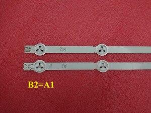Image 3 - חדש! 3 יחידות * 7LED LED רצועת תאורה אחורית החלפה עבור LG 32LN520B LC320DXE (SF) (R5) v13 CDMS 6916L 1399A 6916L 1400A