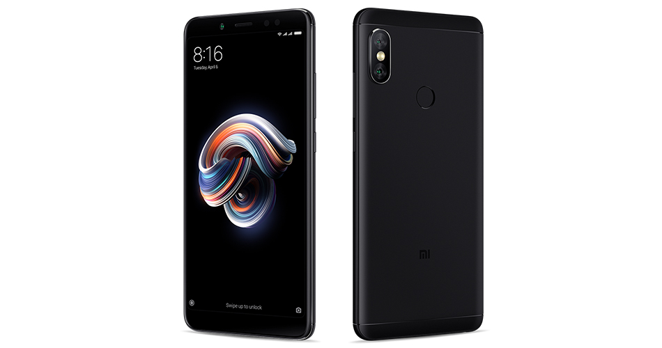 Xiaomi Redmi Note 5 X12